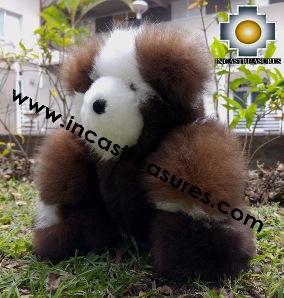 Alpaca Stuffed animal Bombi - 100% Baby Alpaca
