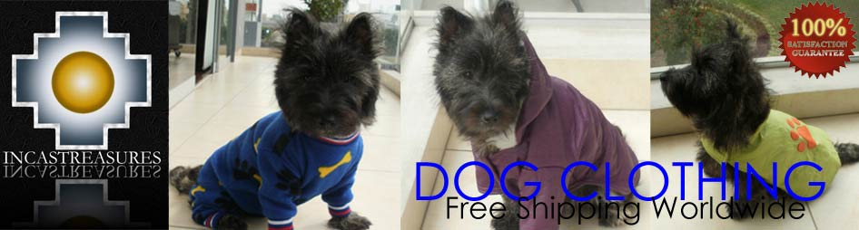 Dog clothing, free shipping worldwide