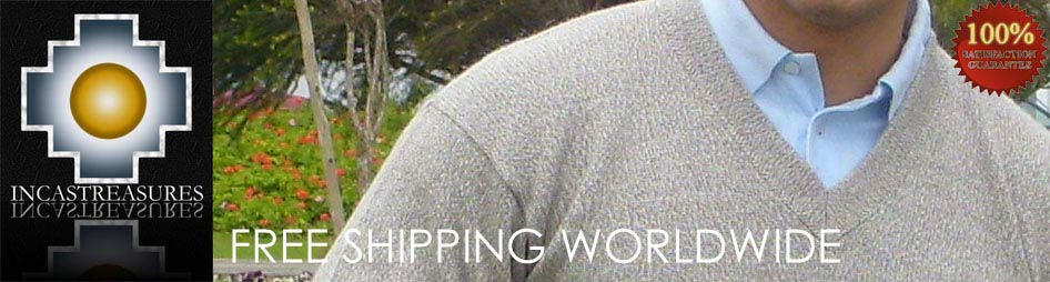 Visit our Alpaca Clothing