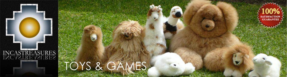 Toy and games, alpca,teddy bears, stuffed animals, finger puppets games and more