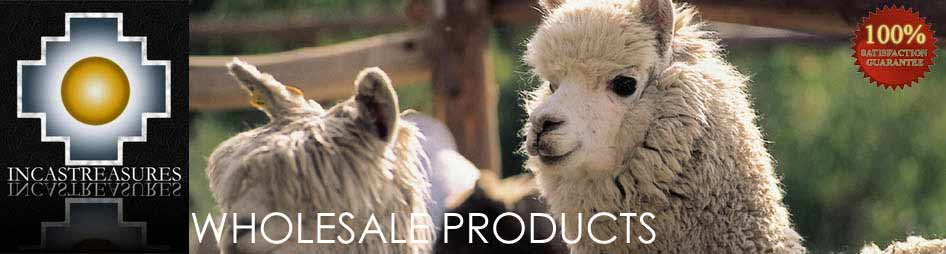 wholesale alpaca, alpaca wholesa, and alpaca products at Incastreasures