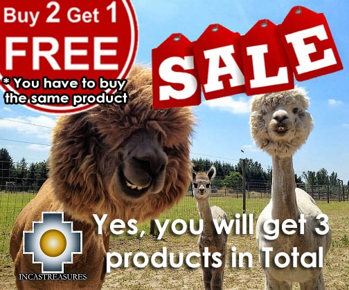 Buy 2 get one free , incastreasures