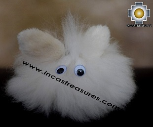 Alpaca fur souvenir Moustrito kit of 10 units