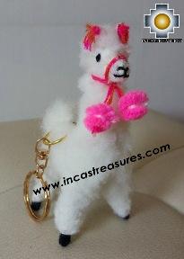 Alpaca Stuffed Llama Souvenir Pompita