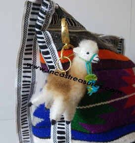 Alpaca Stuffed Vicuna Souvenir Vicky