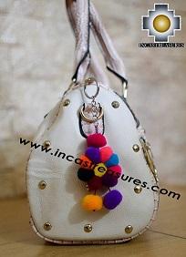 Souvenir Handmade Keyring Cholita kit of 10 units