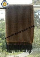 Alpaca Blanket Chaxra  - Product id: alpacablanket10-01 Photo03