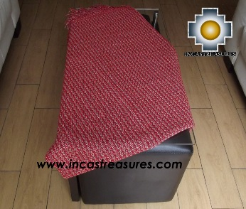 Alpaca Blanket illariy  - Product id: alpacablanket15-01 Photo01
