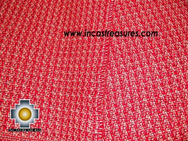 Alpaca Blanket illariy  - Product id: alpacablanket15-01 Photo03
