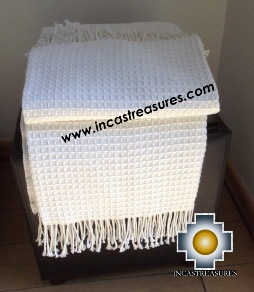 Alpaca Blanket musquy  - Product id: alpacablanket15-02 Photo02