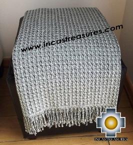 Alpaca Blanket sama  - Product id: alpacablanket15-04 Photo03