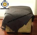 Alpaca Blanket tuta  - Product id: Alpacablanket10-03 Photo02