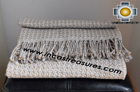Alpaca Blanket valeriana  - Product id: alpacablanket16-02 Photo03