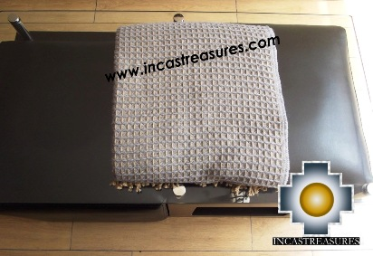Alpaca Blanket yarawix  - Product id: alpacablanket15-05 Photo01