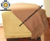 Alpaca Blanket yunka  - Product id: Alpacablanket10-05 Photo03