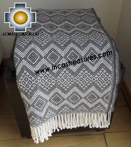 Alpaca Blanket yupiy  - Product id: alpacablanket15-06 Photo04