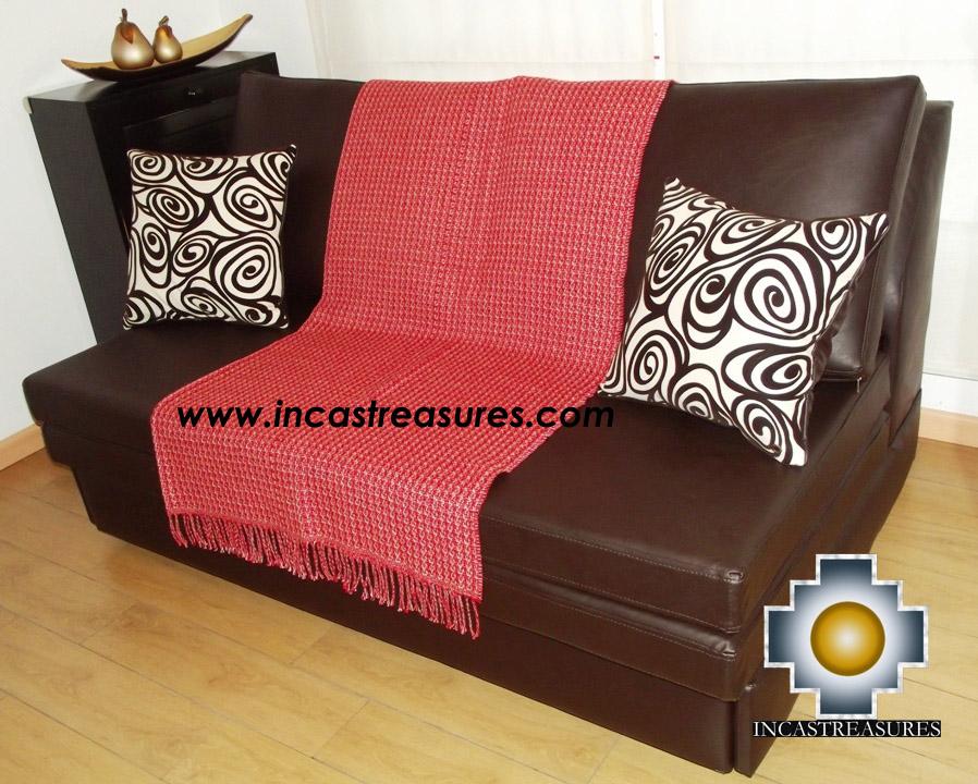 Alpaca Blanket illariy  - Product id: alpacablanket15-01