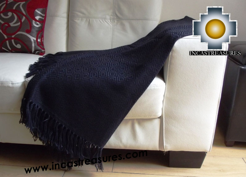 Alpaca Blanket mysteries  - Product id: alpacablanket16-04