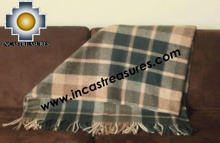 Alpaca Blanket tawakuchu  - Product id: Alpacablanket10-02