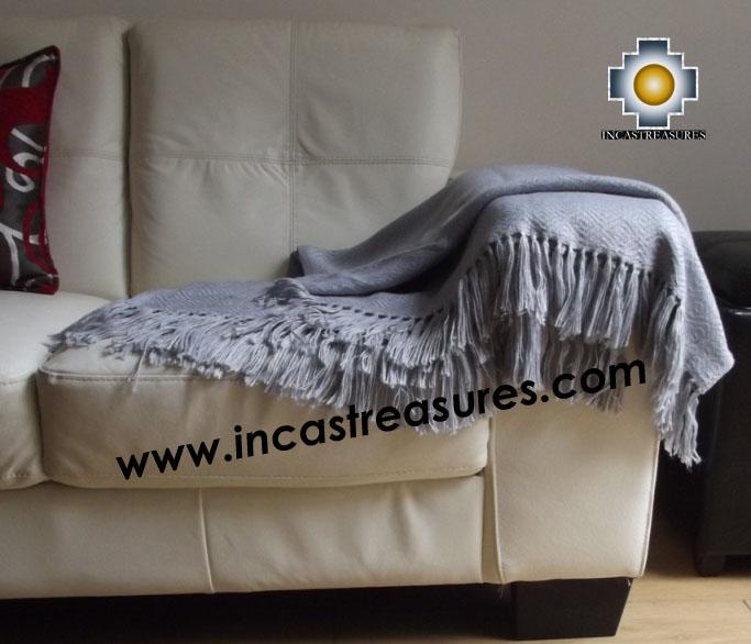 Alpaca Blanket treasures  - Product id: alpacablanket16-06