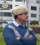 Alpaca fur cap toquepala - Product id: ALPACA-FUR-HAT-11-02 Photo03