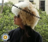 Baby Alpaca Fur Hat Classic - Product id: ALPACA-FUR-HAT-11-01 Photo03