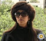Alpaca fur hat cuajone brown - Product id: ALPACA-FUR-HAT-11-04 Photo02