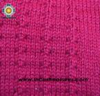 100% Alpaca Wool Wrist Warmers Gloves Solid Color - Product id: ALPACAGLOVES09-35 Photo03