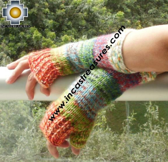 alpaca wool mittens gloves snowcone chunkahuhniypichqa