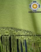 Baby Alpaca Shawl Ayar cachi  - Product id: alpaca-shawl-02 Photo03
