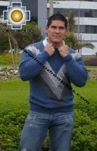 100% Alpaca Men Sweater Chullpa  - Product id: MENS-SWEATER09-01 Photo01