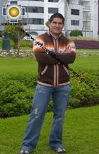 100% Alpaca Men Sweatshirt urqu  - Product id: MENS-SWEATER09-06 Photo04