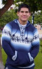 100% Alpaca Men Sweatshirt yaku  - Product id: MENS-SWEATER09-05 Photo01