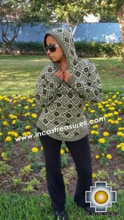 Unisex alpaca sweatshirt Chakanita Assorted- 100% Alpaca