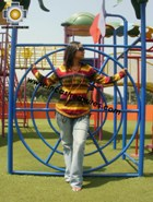 100% Alpaca Women Sweatshirt otorongo  - Product id: women-alpaca-sweater12-04 Photo03