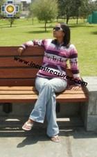 100% Alpaca Women Sweatshirt picaflor  - Product id: women-alpaca-sweater12-05 Photo01