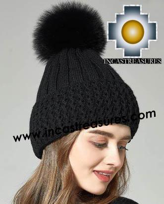 Alpaca-Hats19-hat-honeycomb-fur-pompom