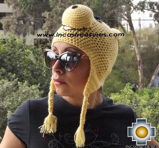 Alpaca Animal Hat Lady Pig -  Product id: Alpaca-Hats13-08 Photo02