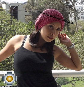 Alpaca Winter Hat Totorita - available in 12 colors - Product id: Alpaca-Hats15-04 Photo02