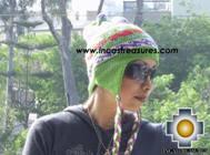 Alpaca Wool Hat Classic Design Llama Qumir -  Product id: Alpaca-Hats09-07 Photo02