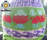 Alpaca Wool Hat Classic Design Llama Qumir -  Product id: Alpaca-Hats09-07 Photo03