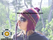 Alpaca Wool Hat Classic Design peru kulli -  Product id: Alpaca-Hats09-11 Photo01