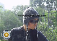 Alpaca Wool Hat Classic Design peru yana -  Product id: Alpaca-Hats09-15 Photo02