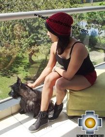 Alpaca Winter Hat Reversible Andean Sunset Extra soft  - 100% Alpaca