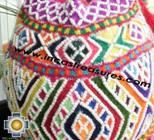 Alpaca Wool Hat roman spartan -   - Product id: Alpaca-Hats09-52 Photo03