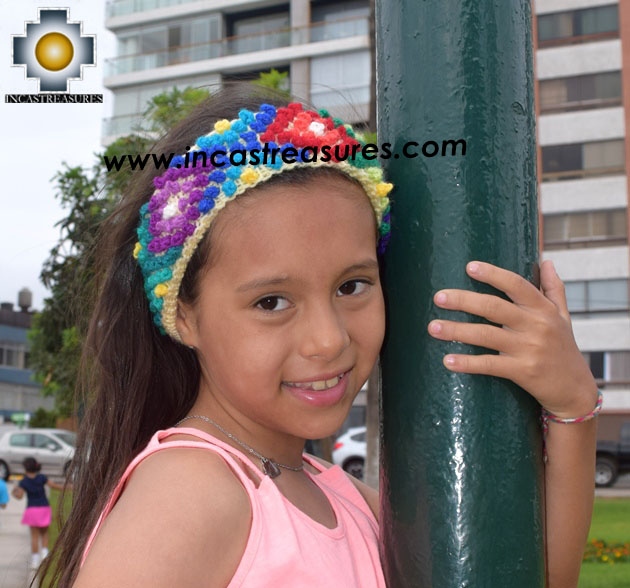 Children Alpaca Headband Lunarcitos -  Product id: ALPACA-CHILDREN-LUNARCITOS-17-01