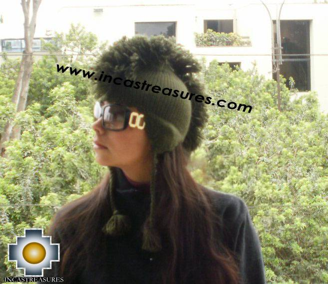 Alpaca Wool Hat roman spartan - available in 16 colors - Product id: Alpaca-Hats09-51 Photo03
