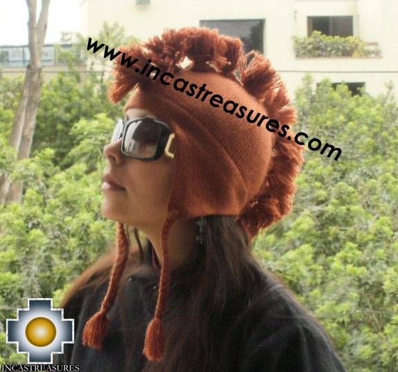 Alpaca Wool Hat roman spartan - available in 16 colors - Product id: Alpaca-Hats09-51
