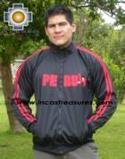 Sport Jacket PERU Black  - Product id: MENS-JACKET09-02 Photo01