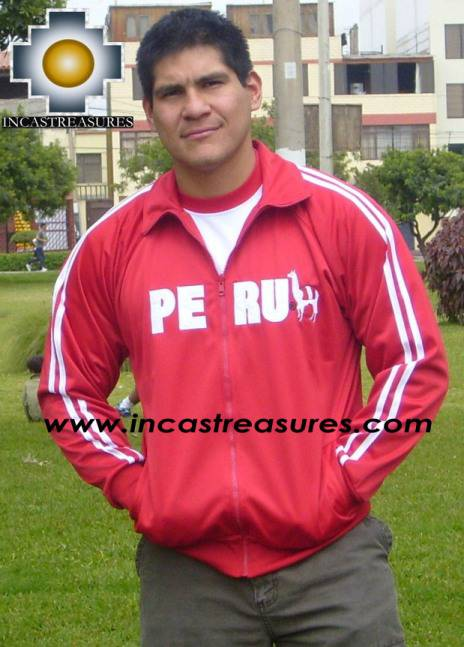 Sport Jacket PERU Black  - Product id: MENS-JACKET09-03 Photo01